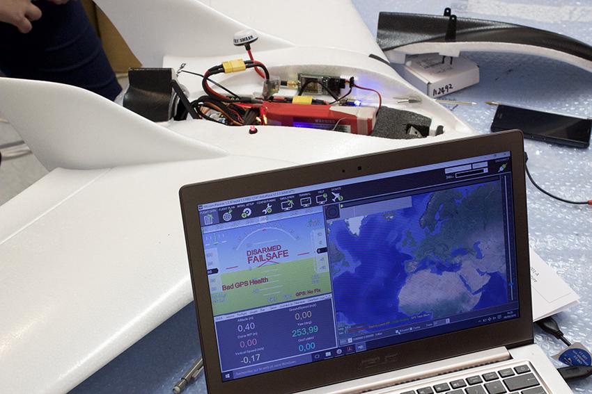 DroneAspres