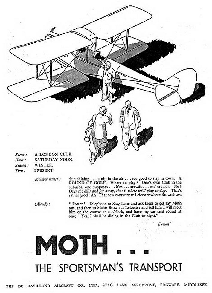MothGolf